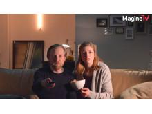 "Foto TV-Spot ""Alles schwarz!"" 16:9, Magine TV"