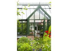 Ljuvliga Engelska växthus från Vansta Trädgård