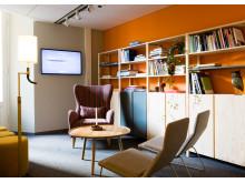 Ett mötesrum hos MediaCom