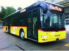 Det er bla. busser som denne, der er en del af Deutsche Bahn's kommende busser