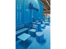 Kinnarps Stand at Stockholm Furniture & Light Fair - 2