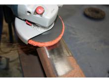 Ekstra grove rondeller til effektiv rengøring - Anvendelse