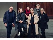 Ledningen för nya Creuna Malmö
