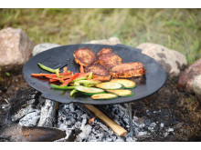 Bighorn 3 legged pan