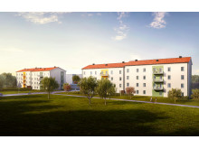 Kvarteret Lindaren i Västerås