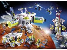 Auf zum Mars mit PLAYMOBIL!