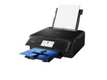 PIXMA TS8150 Series,  BLACK Paper tray Up FSL 02