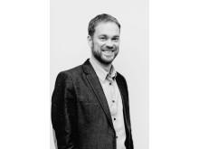 Herbjørn Tjeltveit er daglig leder for Nordic Edge Expo