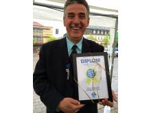 Naser är Årets Trafikhjälte 2014