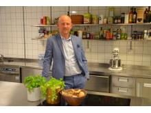 Henrik Eriksson, ny direktör FoodSolutions i Orkla Foods Sverige