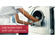 Safe homes start with safe appliances