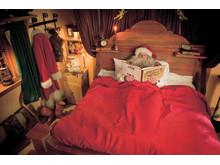 Santa is bedtime reading