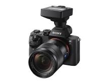 Sony lanserar nytt radiostyrt blixtsystem för Sony α-fotografer