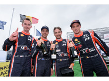 Hyundai Motorsport vinner Rally Poland.