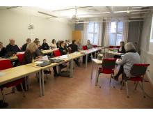 Slutexamination magister, Högskolan i Skövde