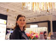 Gina Azaric, marknadsdirketör KICKS