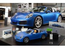 Probefahrt gefällig? Porsche 911 Targa 4 S von PLAYMOBIL