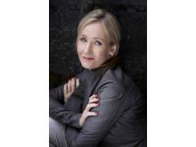 Portrett_J.K. Rowling. Foto: Debra Hurford Brown. © J.K. Rowling 2012