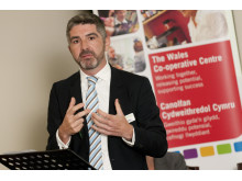Derek Walker - Chief Executive - Wales Co-operative Centre