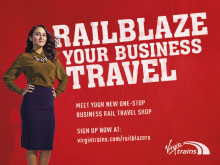 Rail Blaze your Business Travel