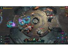 Dropzone - Summoner Gameplay Screenshot