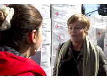 Eva von Oelreich i Syrien