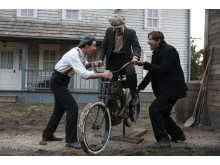 Harley and the Davidsons.