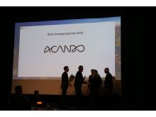Årets innovasjonspartner – Acando