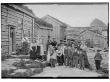 Trænen, Nordlands amt