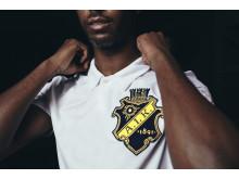 Återlanserad AIK-tröja aktiverar fler på sportläger