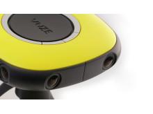 VUZE kamera, gul utsnitt