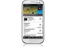 Krak til Android - søgeresultater