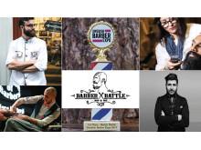 Swedish Barber Expo Barber Battle 2017