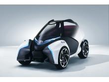 Toyota i-TRIL koncept, exteriör