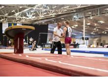 David Rumbutis, SM-guld i manlig artistisk gymnastik
