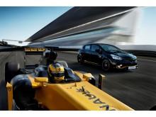 Clio R.S. 18 med insipiration från Renault Sport Formula One