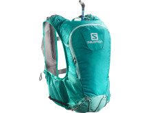 Salomon Skin Pro 10 set, teal blue