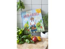 Grön i köket: världens godaste grönsaksrätter för unga kockar av Johanna Westman