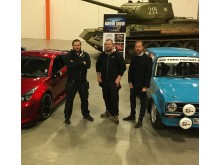 Inför Bilsport Motor Show