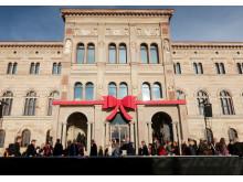 Invigning Nationalmuseum 13 oktober 2018