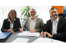 Unterzeichnung KV Burkardroth
