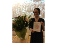 Christina Sandlund, distriktssköterska på Telefonplans vårdcentral i Stockholm och sömnforskare.