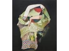"""Jens Fänge, """"Våren"""", 2013, Oil on linen, 116 x 100,5 cm"""