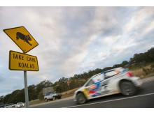 Latvala 2 Rally Australia