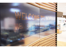 Pressevisning ny taxfree-butikk på Oslo Lufthavn