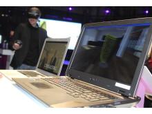 Arbeitsplatz der Zukunft: Prototypen werden im virtuellen Büro erstellt.