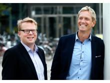 Per Kristensson och Anders Gustafsson, CTF