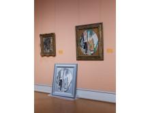 Dag Erik Elgin, Originals Grisaille (Picasso),  (under arbeid),  Kunstnerens eie.