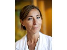 Ann Hellström - vinnare Athenapriset 2012 för  metod som räddar för tidigt födda från att bli blinda