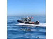High res image - Cox Powertrain - Boatswain's Locker Demo Boat